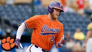 Clemson 17-Run 4th Inning Sets ACC Baseball Championship Record