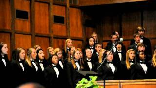 Video Clover High School Choraliers 2011 -The Prayer download MP3, 3GP, MP4, WEBM, AVI, FLV Oktober 2018