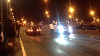 El Tamarindo vs N2O srt8 jeep