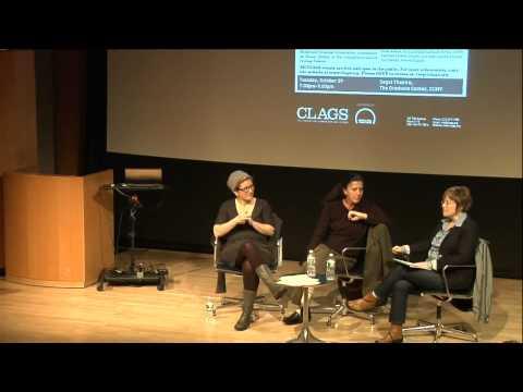 Lisa Kron and Moe Angelos with Sara Warner: Performing Que(e)ries Series