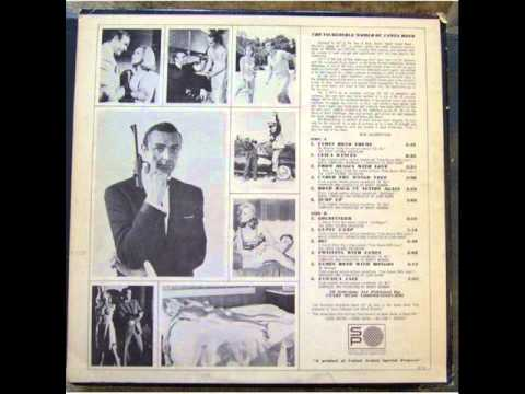 The Incredible World of James Bond FULL LENGTH LP Free MP3 Download