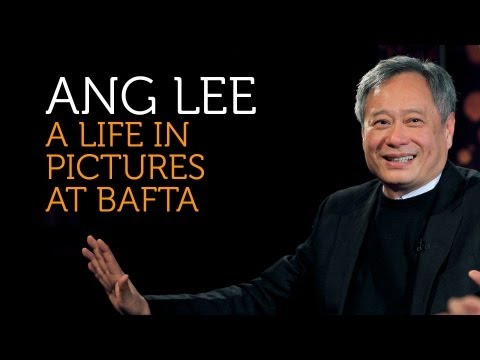 Ang Lee: A Life in Pictures Highlights