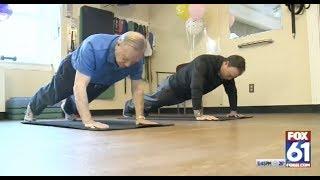 The Good Life Fitness Plank Challenge