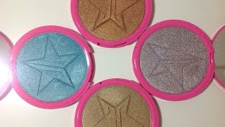 jeffree star skin frost all 4 shades