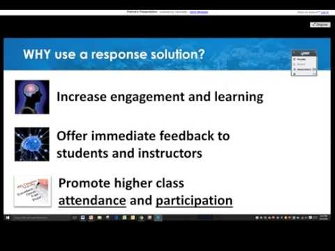 Creating Dynamic Classrooms - 3 ways to engage students with REEF Polling