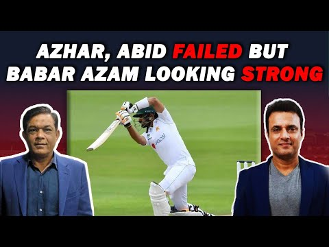 Azhar, Abid failed but Babar Azam looking strong | Ft. Rashid Latif