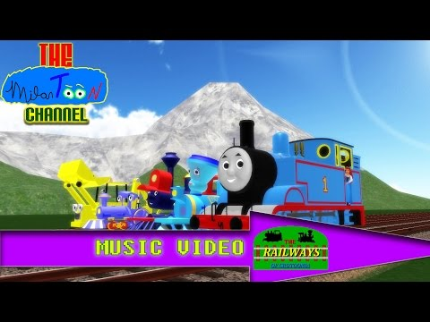 We Make A Team Together! Music   The Railways of Crotoonia