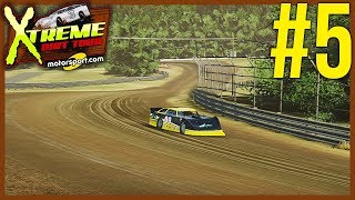 ROAD COURSE RACING IN A DIRT LATE MODEL | NASCAR Heat 3 Career Mode Ep. 5