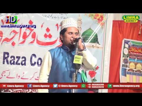 Sharfuddin Sharf Jaunpuri Part 1  12 April 2017 Rajajipuram Lucknow HD India