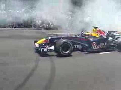 Red Bull F1 Caracas (Mas Cerca Imposible)