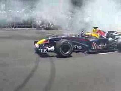 Red Bull F1 Caracas (Mas Cerca Imposible)