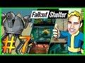 SR.MAÑOSO, NECRÓFAGOS Y MISIONES!! ! Fallout Shelter #7- [rodrigame]
