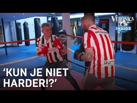 Dennis gaat boksen met Lars Veldwijk: 'Naakt grapje in Monica Geuze-vlog was dom'   DENNIS