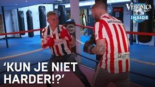 Dennis gaat boksen met Lars Veldwijk: 'Naakt grapje in Monica Geuze-vlog was dom' | DENNIS