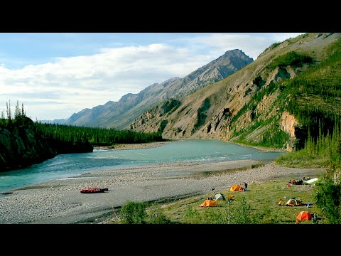Keele River, Northwest Territories, Canada