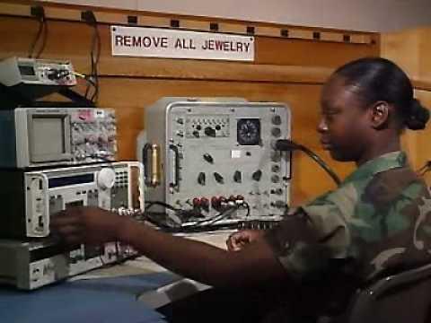 US ARMY: Avionic Communications Equipment Repairer (94L)