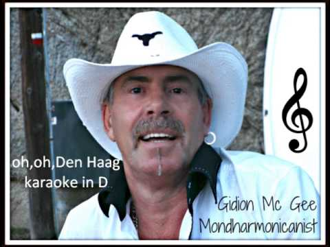 OH,OH,DEN HAAG KARAOKE IN BY ''GIDION MC GEE