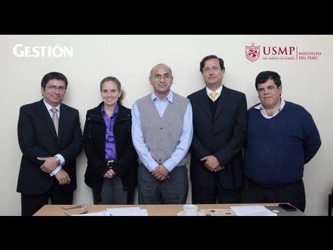 """Hugo Perea: """"El Perú ya ahorró mucho y ahora necesita construir infraestructura"""""""