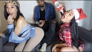 DIRTY TRUTH OR DARE w/ 2 BADDIES FEAT. ITSESSI & KENNEDY RAE!!