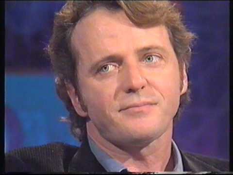 Aidan Quinn on The Late Late Show