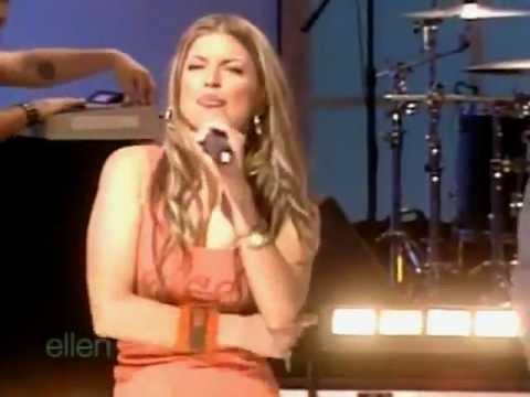 Black Eyed Peas - Shut Up & Hey Mama live @ Ellen DeGenres show