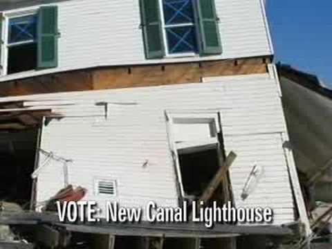 WINNER!: 2008 New Canal Lighthouse in Louisiana
