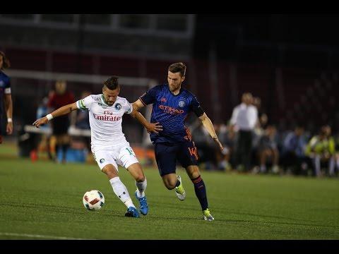 HIGHLIGHTS: Cosmos vs. New York City FC | June 15, 2016