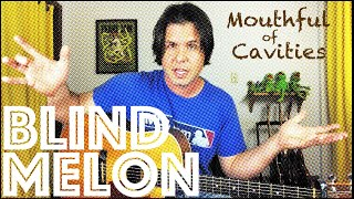 Guitar Lesson: How To Play Mouthful Of Cavities by Blind Melon