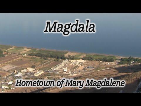 Magdala: Hometown of Mary Magdalene