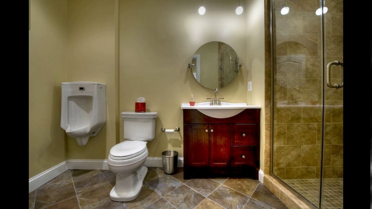 Small Basement Bathroom Designs Youtube