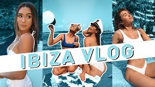 Newly created vlog video from Shani Grimmond: SHANI TAKES IBIZA | VLOG