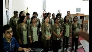 Bapa Kami Konvenas - Lagu Rohani Katolik - Lyrics