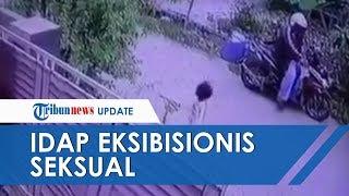 Pria Masturbasi di Depan Anak-anak Akhirnya Ditangkap, Polisi, Diduga Idap Eksibisionis Seksual
