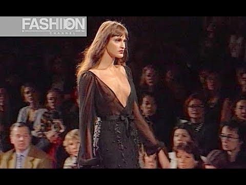 TORRENTE Haute Couture Spring Summer 2003 Paris - Fashion Channel