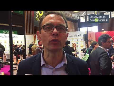 Interview de Paul Fédèle de France Snacking