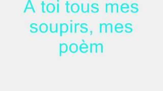 Tu es ma came. ( with lyric )