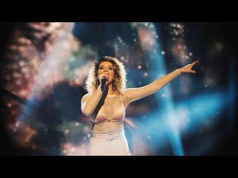 Hanna Ferm sjunger Beautiful i Idol 2017 - Idol Sverige (TV4)