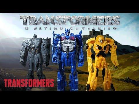 Transformers: O Último Cavaleiro Brasil - 'Power Change'