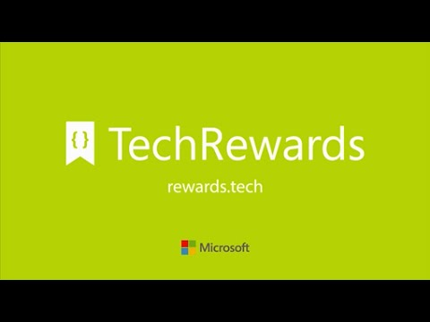 Build 2016 is here, and TechRewards is in the house!