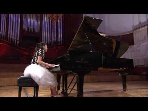 Airi Katada – Mazurka in E minor, Op. 17 No. 2 (second stage, 2010)