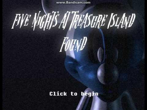Five Nights At Treasure Island - FNAF Online