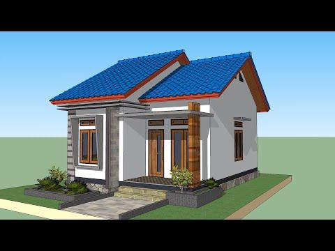 20 Gambar Rumah Minimalis Sederhana Dan Modern Jadi Inspirasi Kamu Untuk Membangun Rumah Tribun Sumsel