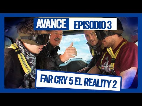 AVANCE EP. 3 - FAR CRY 5 EL REALITY 2: Troleamos a Mangel y Rubius