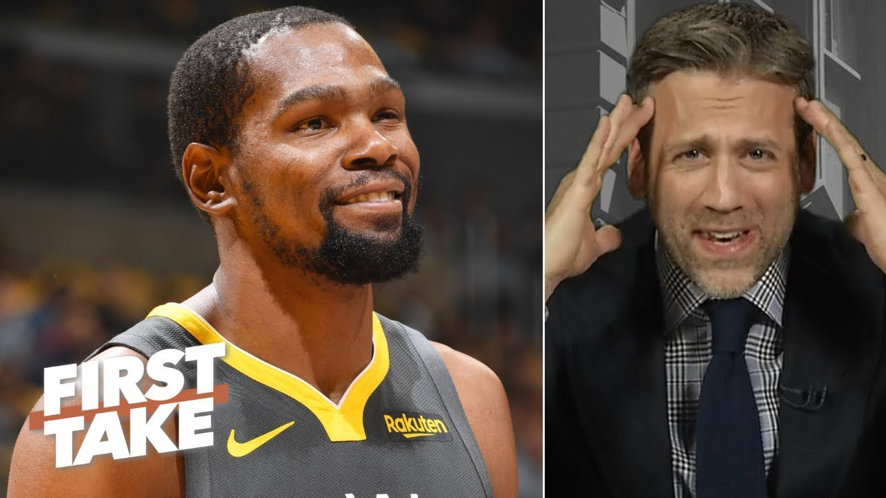 1a2e823fb684 Kevin Durant would instantly regret signing with the Knicks - Max Kellerman