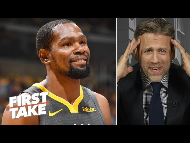 Kevin Durant would instantly regret signing with the Knicks - Max Kellerman   First Take