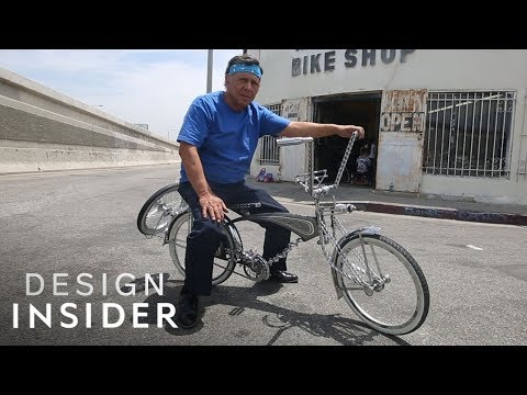 How Lowrider Bikes Are Made