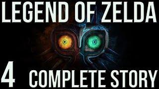 A Hero Lives Between Worlds - Zelda The Complete Story #4