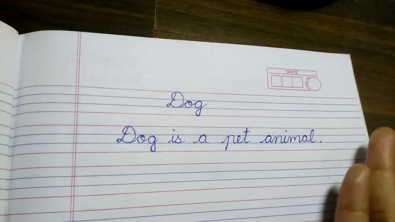 Essays on dogs