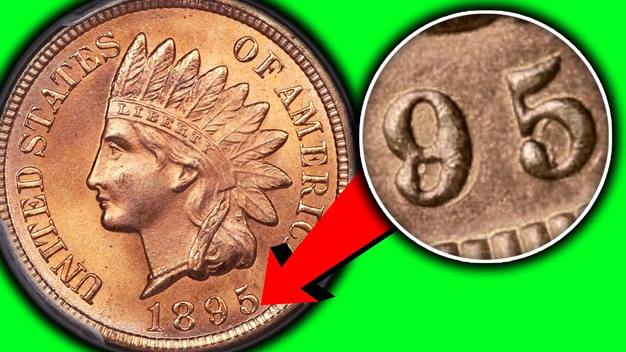 Check Your Indian Head Pennies For Error Coins 1895 Indian Head Penny Value Youtube,Pictures Of Ribs On The Grill