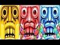 Temple Run Spooky Summit VS Blazing Sands VS Frozen Shadows Gameplay HD #8